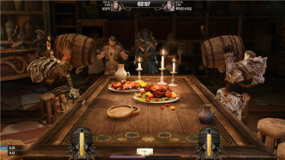Lost Ark Taverne Trinkspiel Mini-Game
